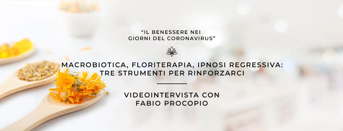 Videointervista con Fabio Procopio