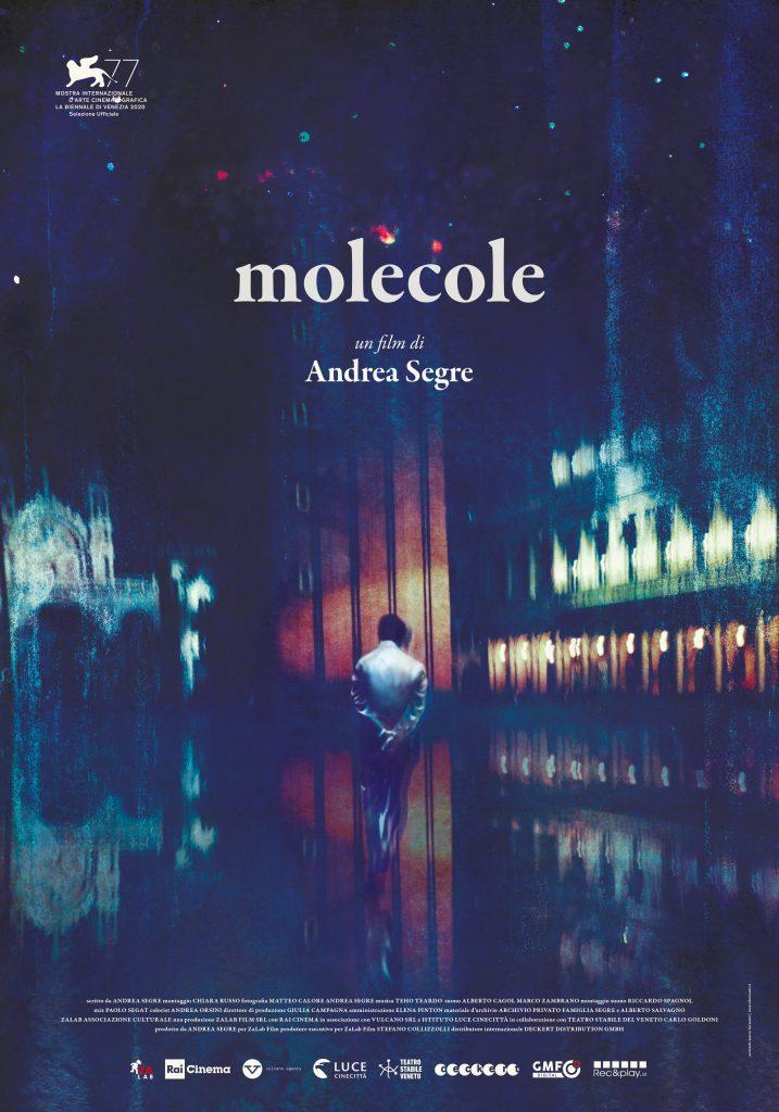 locandina film molecole di Andrea Segre