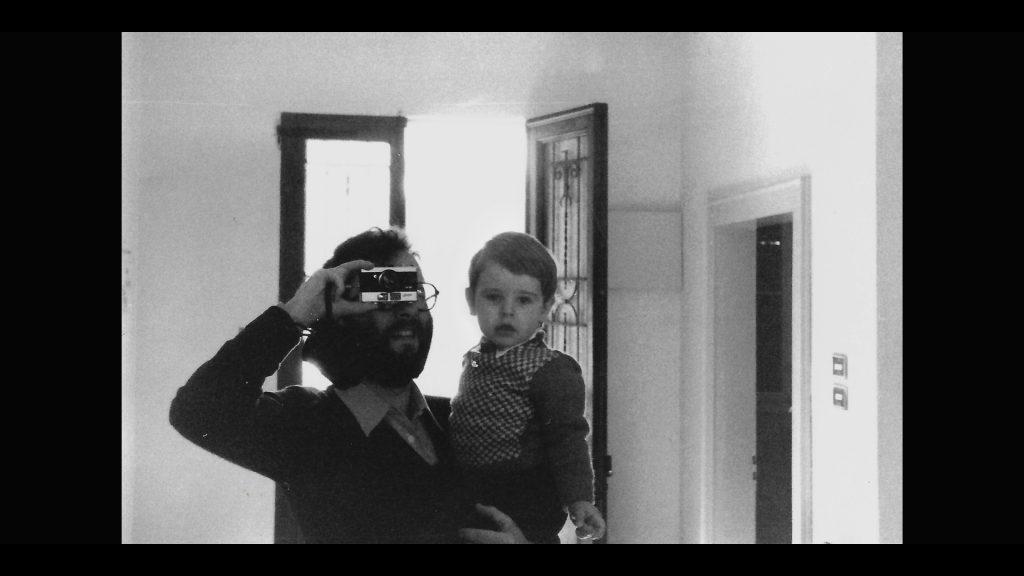 Molecole di Andrea Segre - Andrea Segre e suo padre