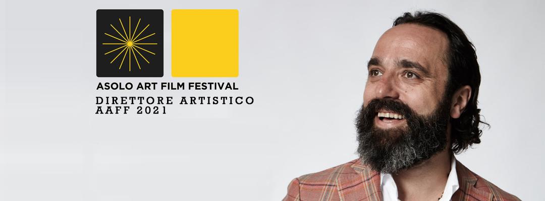 Thomas Torelli direttore artistico del film festival di Asolo.