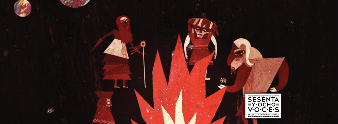Cortometraggio animato lingua Tsotsil - Dalla serie messicanoa 68 Voces