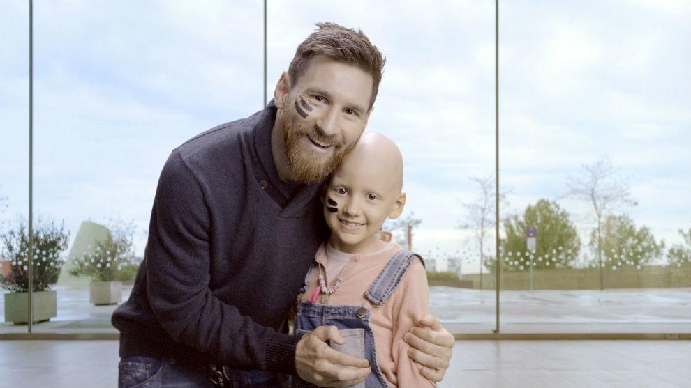 Lionel Messi vince premio per ospedale pediatrico a Barcellona